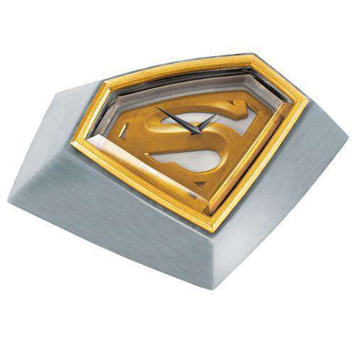 Superman Returns Desk Clock - Olleke | Disney and Harry Potter Merchandise shop