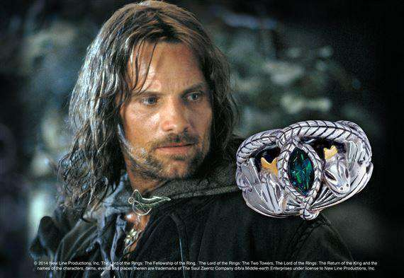 The Aragorn Ring - Olleke | Disney and Harry Potter Merchandise shop