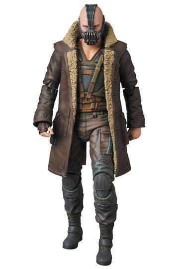 Films & Series - The Dark Knight Rises MAF EX Action Figure Bane 16 Cm