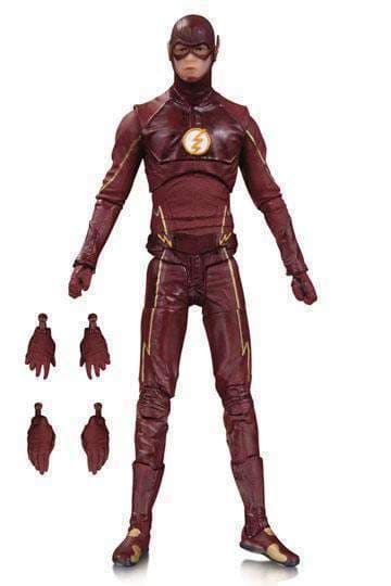 Films & Series - The Flash Action Figure Flash Season 3 18 Cm