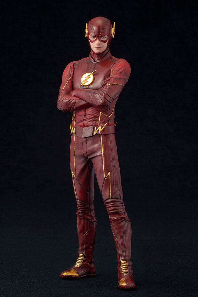 The Flash ARTFX+ PVC Statue 1/10 The Flash - Olleke | Disney and Harry Potter Merchandise shop