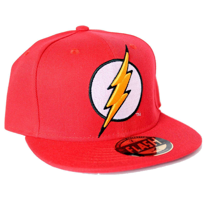 The Flash DC Comics cap - Olleke | Disney and Harry Potter Merchandise shop