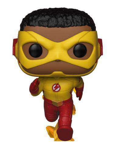 The Flash POP! Television Vinyl Figure Kid Flash - Olleke | Disney and Harry Potter Merchandise shop