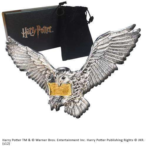 The Flying Hedwig Brooch - Olleke | Disney and Harry Potter Merchandise shop