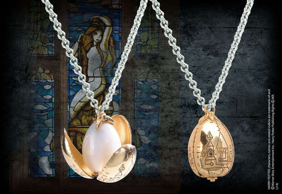 The Golden Egg Pendant Olleke | Disney and Harry Potter Merchandise shop The Noble Collection