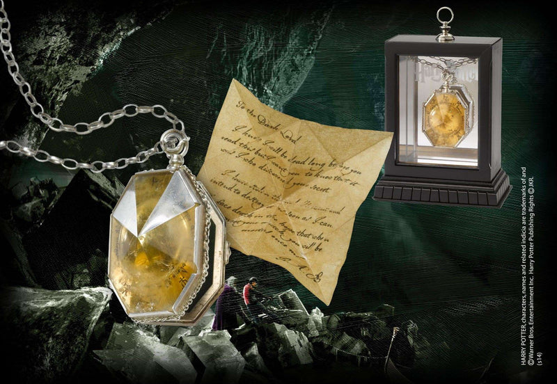 The Locket From the Cave Olleke | Disney and Harry Potter Merchandise shop The Noble Collection