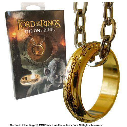 The One Ring Costume – Blister Box - Olleke | Disney and Harry Potter Merchandise shop