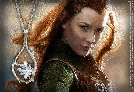The Pendant of Tauriel - Olleke | Disney and Harry Potter Merchandise shop