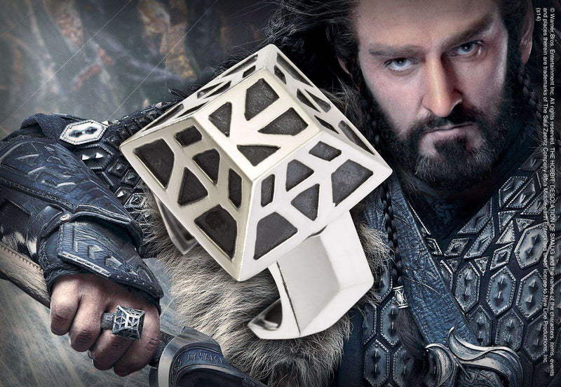 Thorin Ring Sterling Silver - Olleke | Disney and Harry Potter Merchandise shop