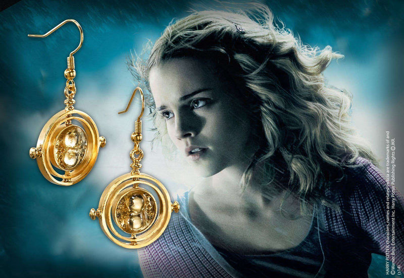 Time Turner Earrings - Olleke | Disney and Harry Potter Merchandise shop