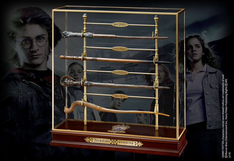 Triwizard Champions Wand Set - Olleke | Disney and Harry Potter Merchandise shop