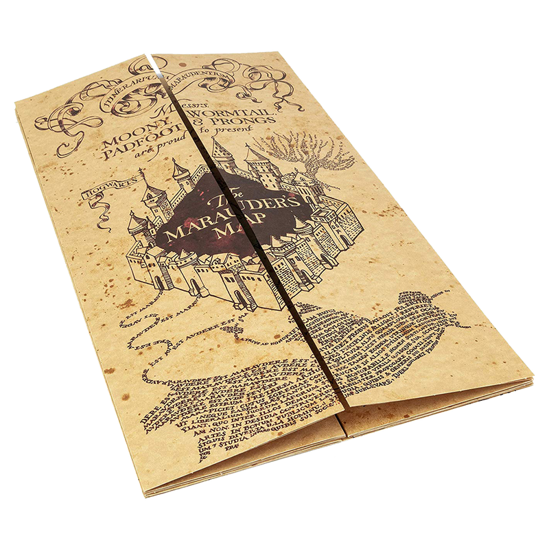 Marauder's Map - Olleke | Disney and Harry Potter Merchandise shop