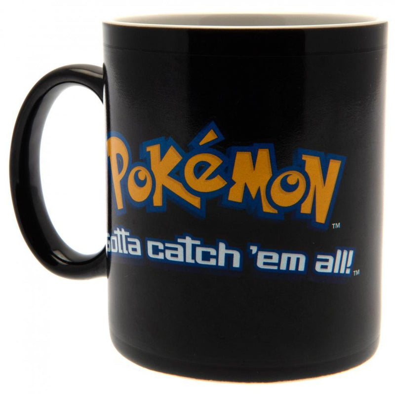 Pokemon Heat Changing Mug Pikachu