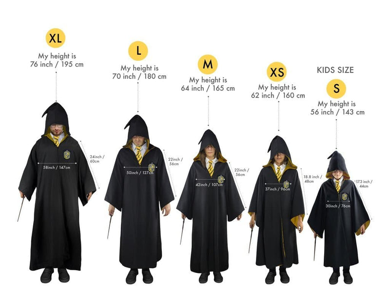 Harry Potter Hufflepuff Robe - Olleke | Disney and Harry Potter Merchandise shop