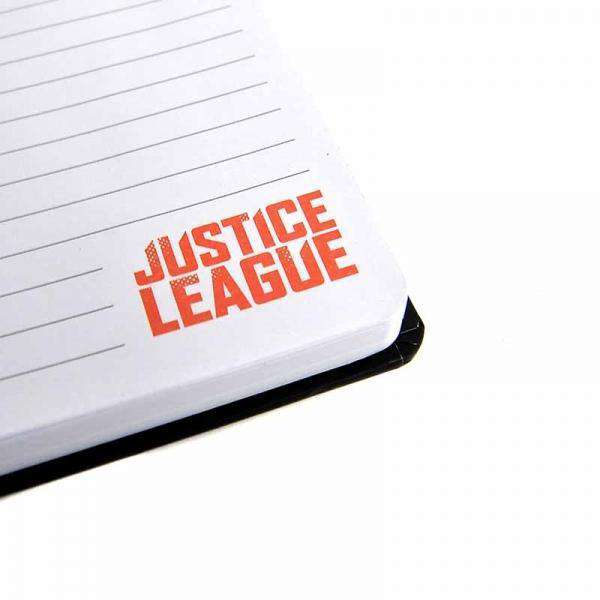 Justice League A5 Notebook - Justice League - Olleke | Disney and Harry Potter Merchandise shop