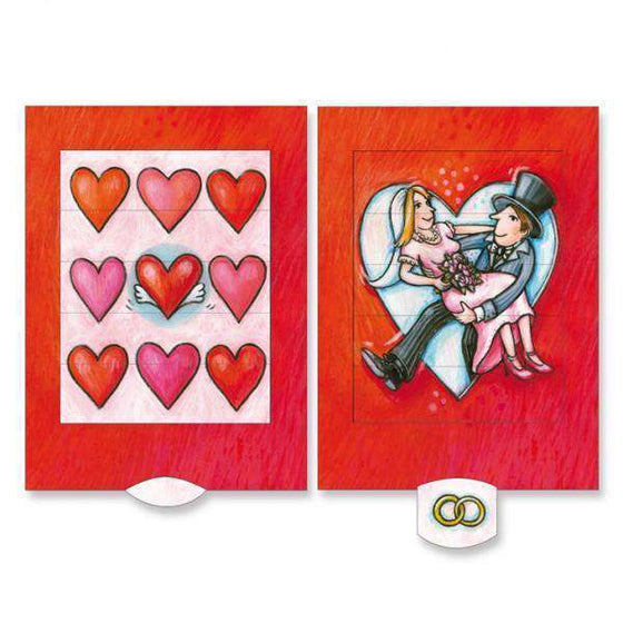 Stationary - Married Slide Card