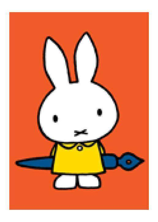 Miffy Mini Card - Olleke | Disney and Harry Potter Merchandise shop