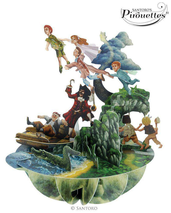 Peter Pan Olleke | Disney and Harry Potter Merchandise shop Santoro
