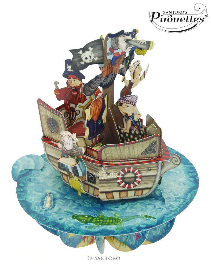 Pirate Ship - Olleke | Disney and Harry Potter Merchandise shop