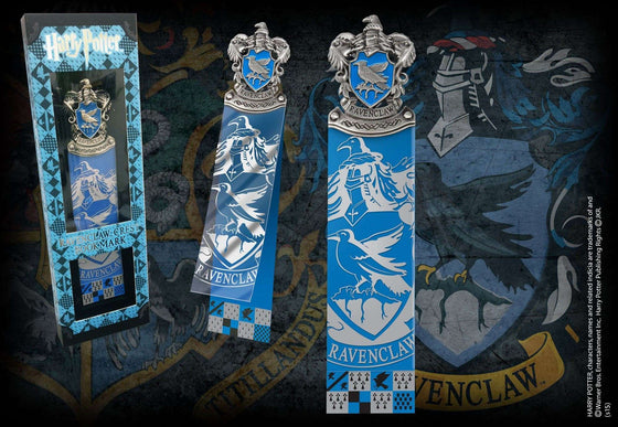 Stationary - Ravenclaw Crest Bookmark