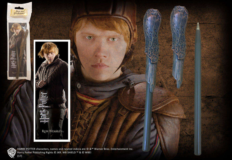 Ron Weasley Wand Pen and Bookmark - Olleke | Disney and Harry Potter Merchandise shop