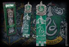 Slytherin Crest Bookmark Olleke | Disney and Harry Potter Merchandise shop The Noble Collection
