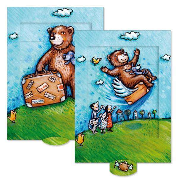 Vacation slide card - Olleke | Disney and Harry Potter Merchandise shop