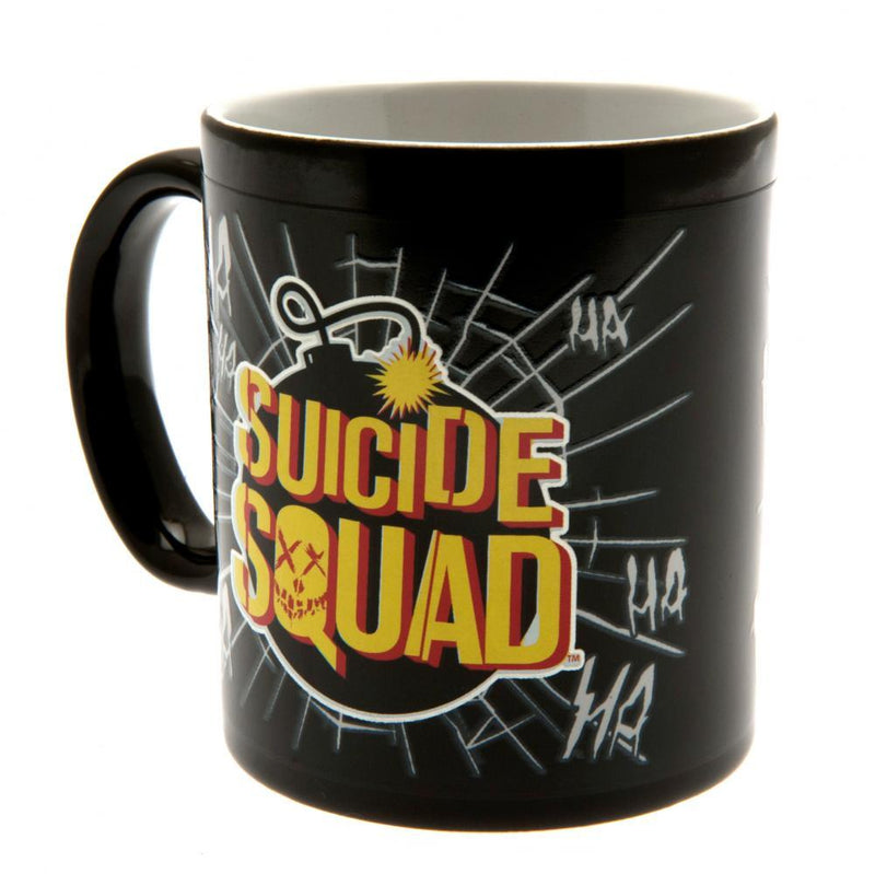 Suicide Squad Heat Changing Mug - Olleke | Disney and Harry Potter Merchandise shop