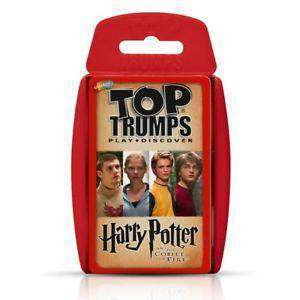 Harry Potter Top Trumps - Harry Potter And The Goblet Of Fire - Olleke | Disney and Harry Potter Merchandise shop