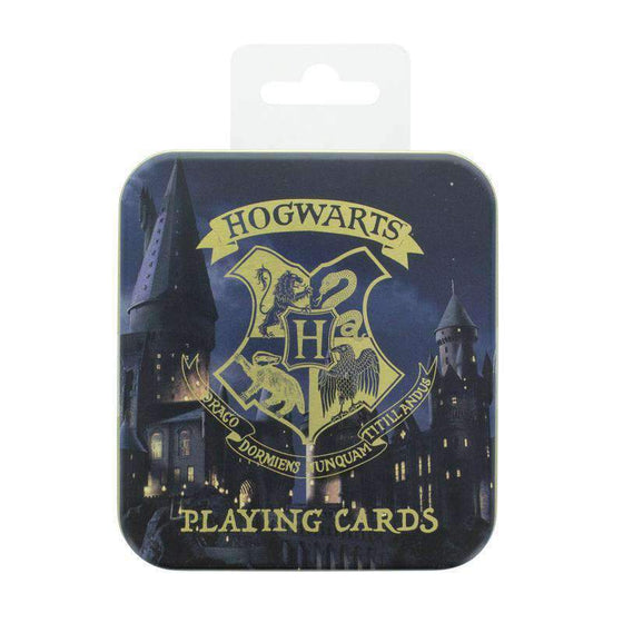 Hogwarts Castle Playing Cards Olleke | Disney and Harry Potter Merchandise shop Paladone