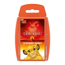 Lion King Top Trumps Olleke | Disney and Harry Potter Merchandise shop Winning Moves