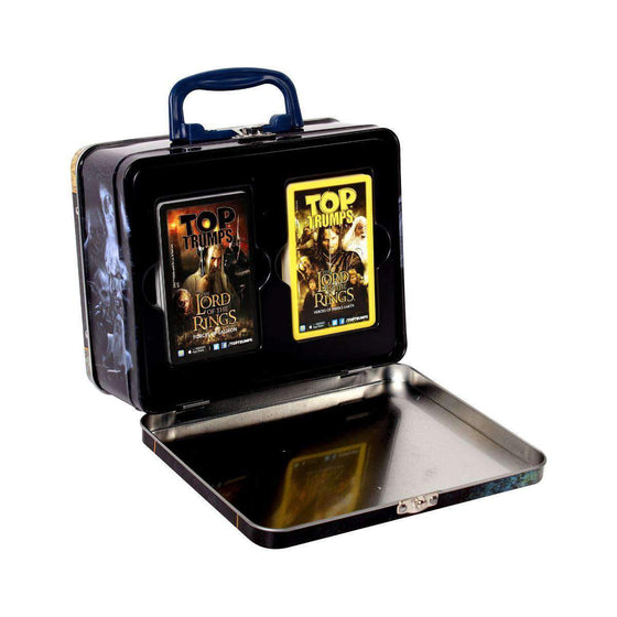 Toys - Lord Of The Rings Top Trumps Collectors Tin