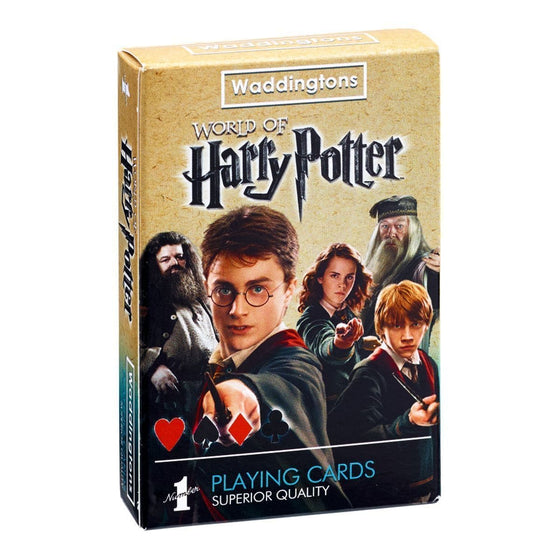 Toys - Playing Cards Harry Potter