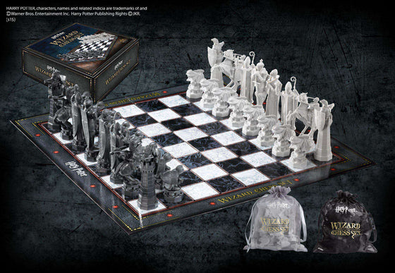 Toys - Wizard's Chess Set