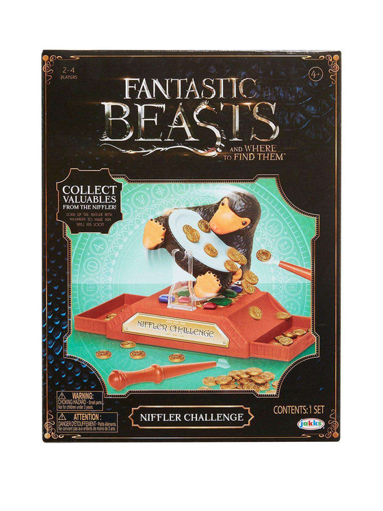 Toys - Wizarding World Niffler Challenge Harry Potter Game
