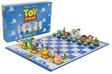Toy Story Chess Set