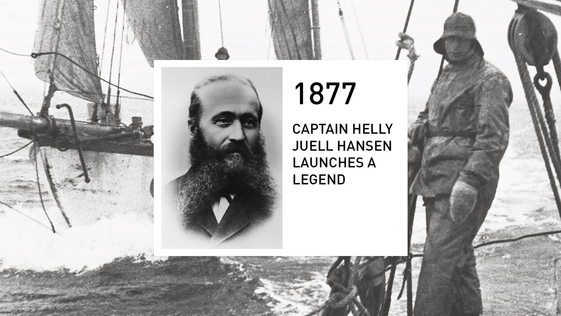 Captain Helly Hansen