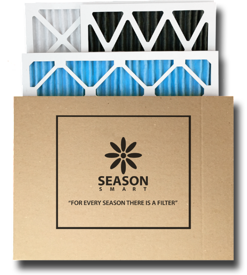 Air Filters Delivered In-Season & On-Time™ | Every 2 Months