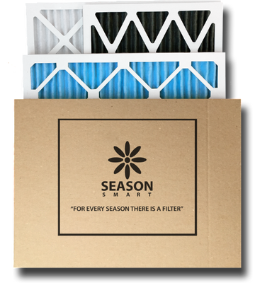 In-Season Southwest USA | Bundle of Six (6) Assorted Air Filters