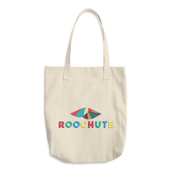 Classic Roochute Denim Tote Bag