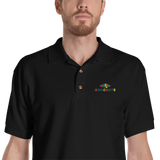 Classic Roochute Embroidered Polo Shirt