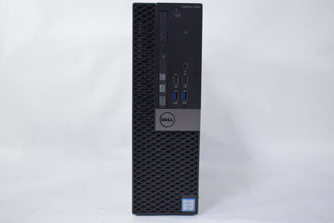 Lot of 2 Desktops (Dell 7040 | 3040) i5-6500 3.2GHz 8GB RAM 1TB|1.5TB HDD