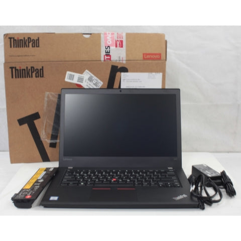 "Lenovo ThinkPad 470 | i5 7300U 2.60GHZ 8GB DDR4 | NO HDD 14"" HD 
