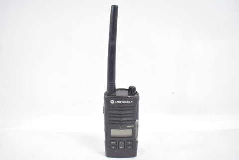 Motorola RDM2070d Walmart VHF MURS Two-Way Radio No Battery