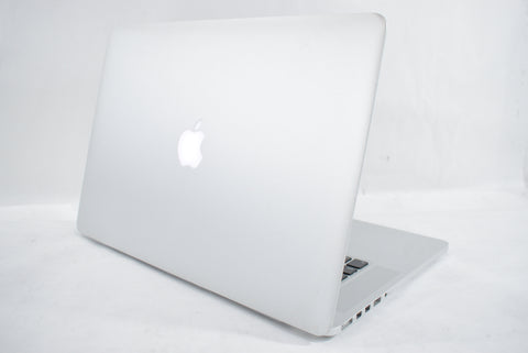 Apple MacBookPro11,4 MJLQ2LL/A A1398 Mid 2015 i7 4870HQ 16GB RAM NO HDD