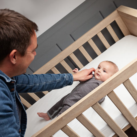 How to create a safer sleeping environment for your baby