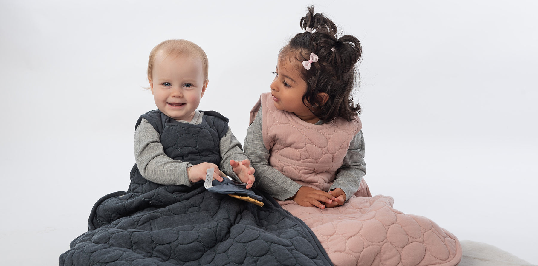 Check our handy temperature guide and find the best weight Go Go Bag and sleepwear layers to dress your baby in this winter. It will give you peace of mind that your baby is at a safe temperature throughout their sleep.