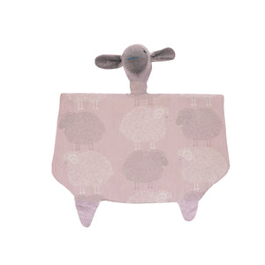 Aoraki Snuggle Sheep - Light Pink
