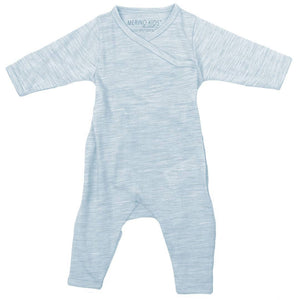 Merino Kids Cocooi All-in-One - Turtle Dove - Babygrows & Sleepsuits - Natural Baby Shower