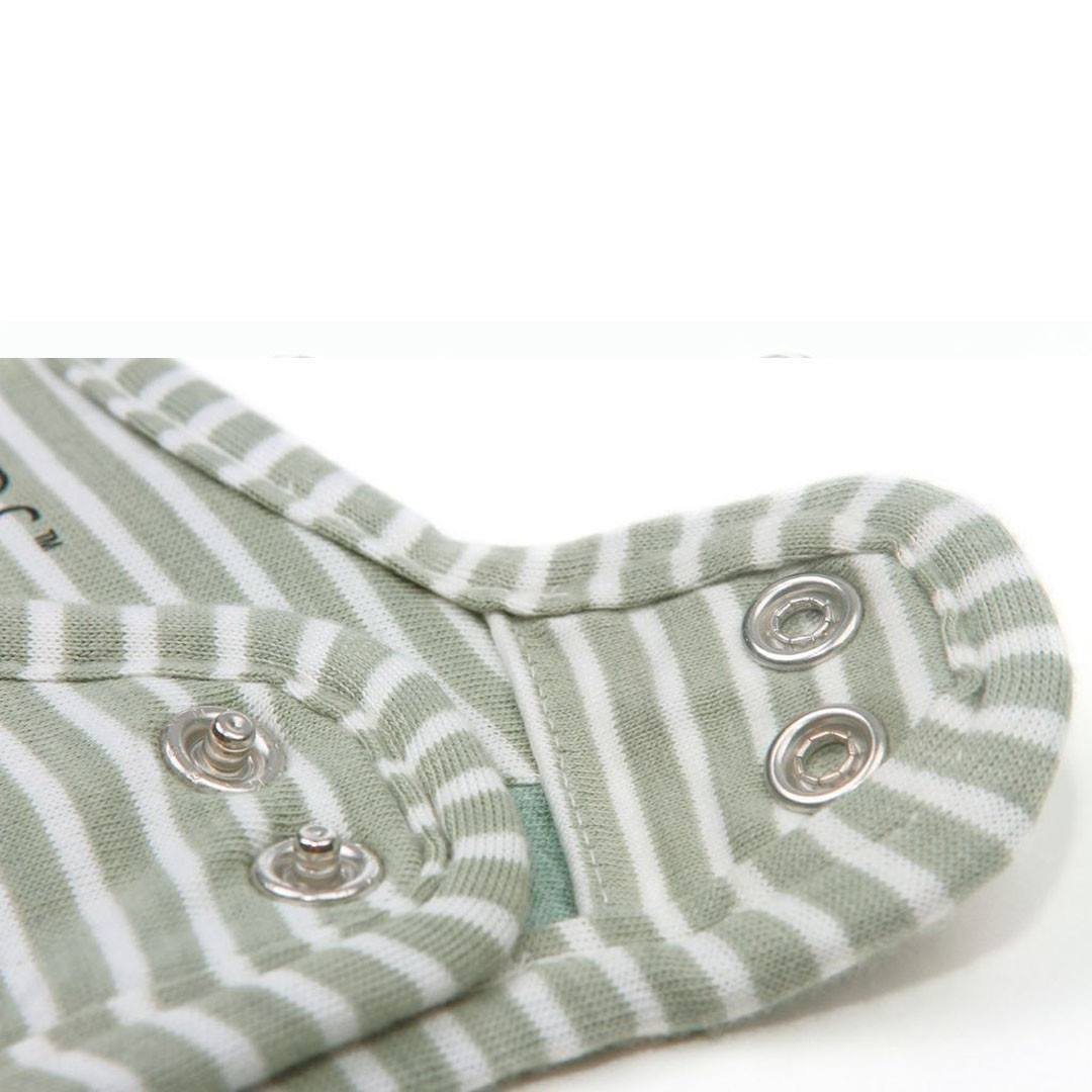 Merino Kids Go Go Toddler Sleeping Bag - Standard - Mint - Sleeping Bags - Natural Baby Shower